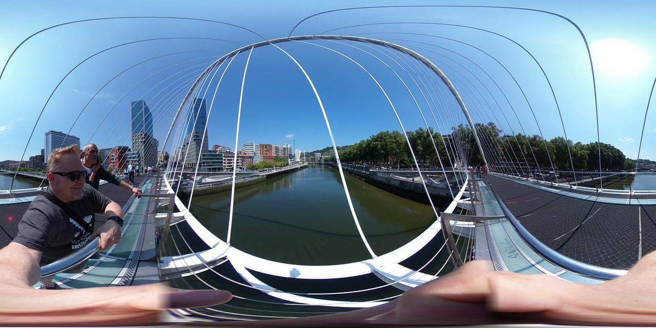 Varios panoramas 360
