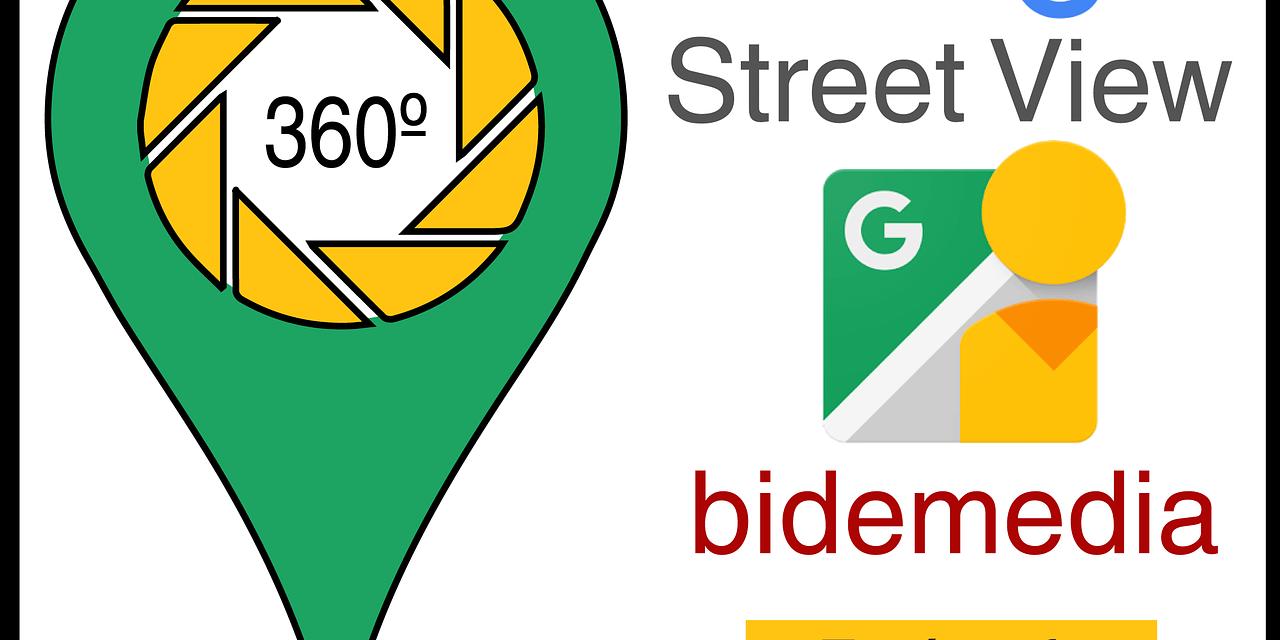 Street View Googleko konfiantza argazkilari bezala ziurtagiria